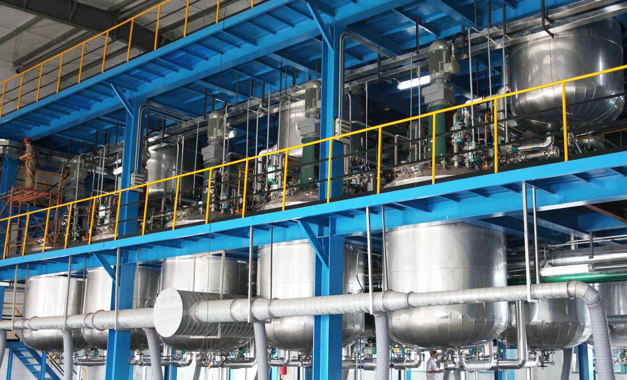 生产基地-智能化生产系统