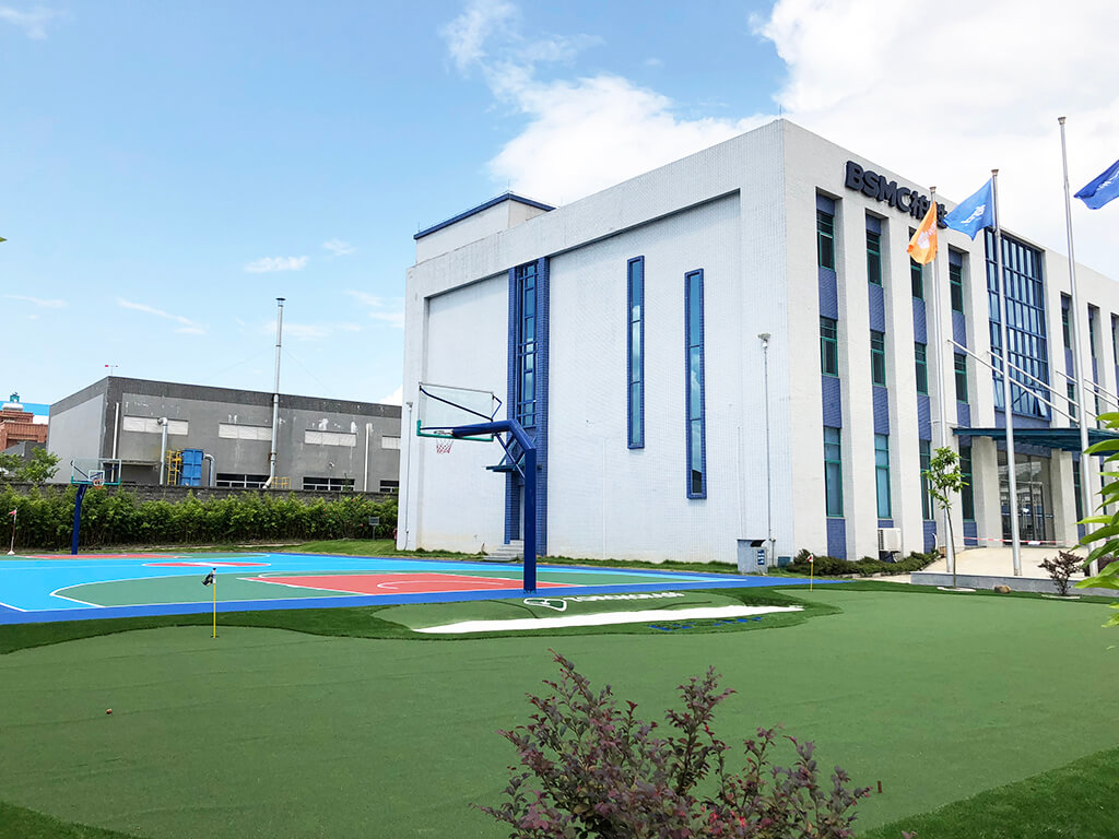 生产基地小型高尔夫球场